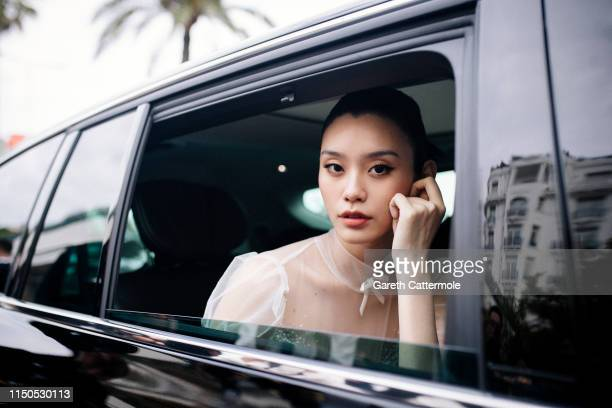 Ming Xi at the Hotel Martinez during the 72nd annual Cannes Film Festival on May 19 2019 in Cannes France
