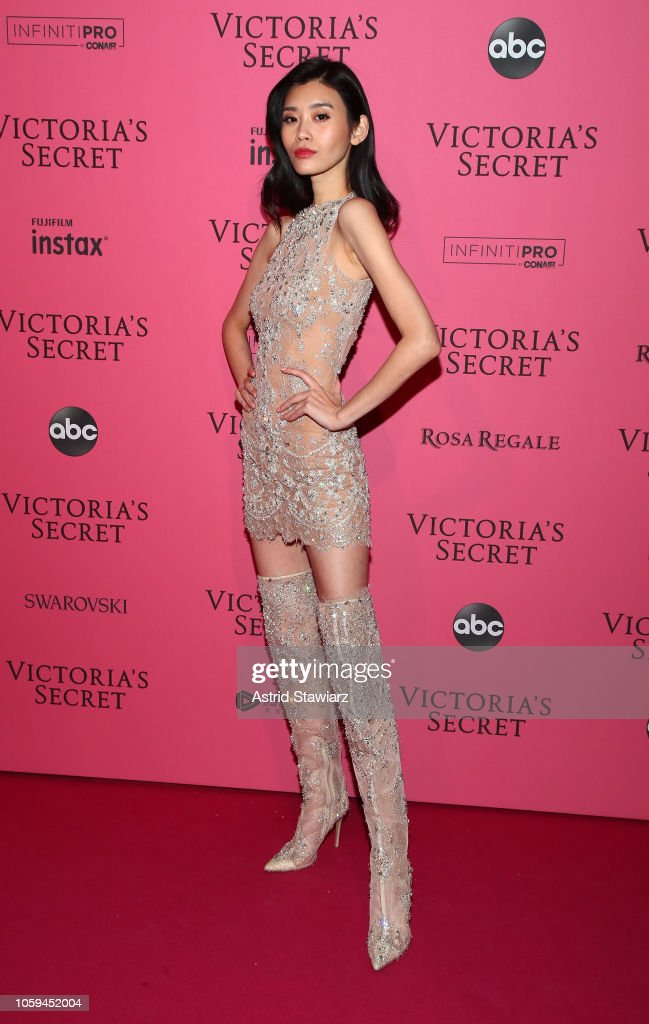 2018 Victoria's Secret Fashion Show in New York - After Party Arrivals : News Photo
