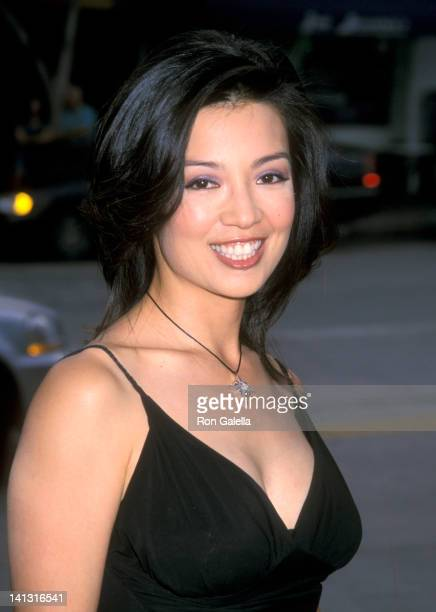 MingNa at the Premiere of 'Final Fantasy The Spirits Within' Mann Bruin Theatre Westwood