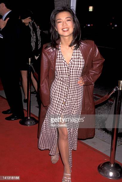 MingNa at the Premiere of 'Mrs Winterbourne' Academy of Motions Picture Arts Sciences Beverly Hills