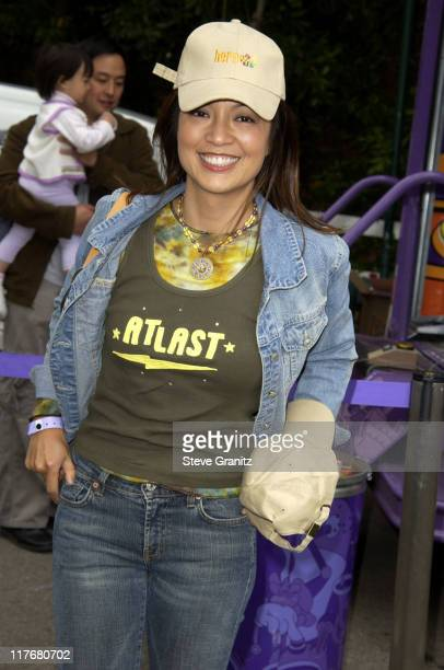 MingNa at the Target A Time for Heroes Celebrity Carnival Benefitting the Elizabeth Glaser Pediatric AIDS Foundation