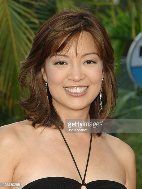MingNa during 2005 NBC Network All Star Celebration at Century Club in Century City California United States