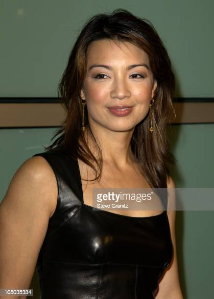 MingNa during 'Dark Blue' Premiere at Cinerama Dome in Hollywood California United States