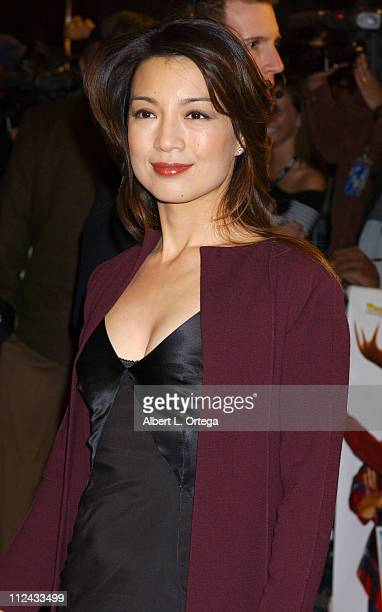 MingNa during Premiere Welcome To Mooseport Arrivals at Mann's Village Theater in Westwood California United States