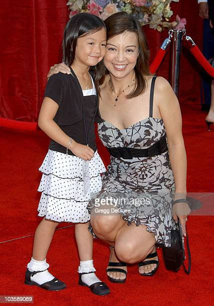 MingNa during Ratatouille Los Angeles Premiere Arrivals at Kodak Theatre in Hollywood California United States