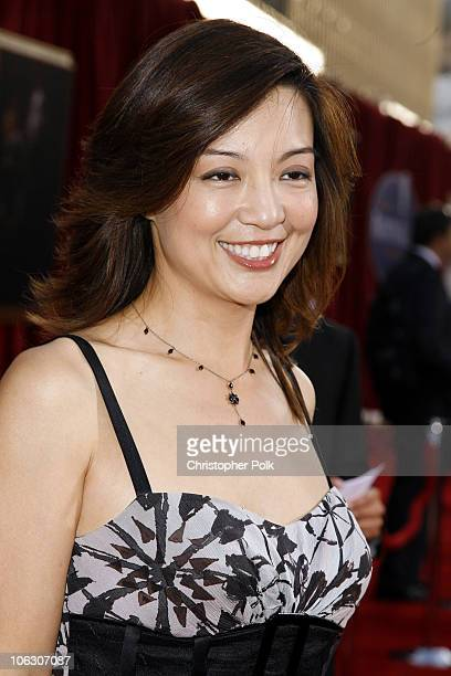"""Ming-Na during """"Ratatouille"""" Los Angeles Premiere - Red Carpet at Kodak Theatre in Hollywood, California, United States."""