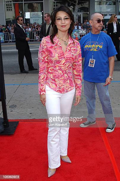MingNa during ScoobyDoo 2 Monsters Unleashed World Premiere at Mann's Chinese Theater in Hollywood California United States