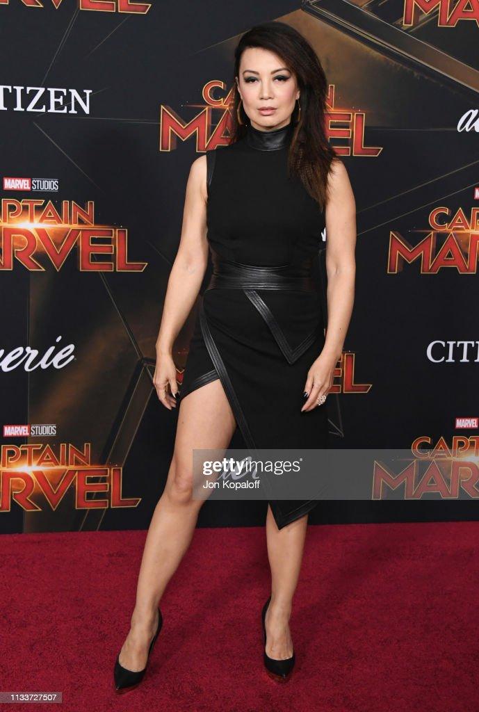 """Marvel Studios """"Captain Marvel"""" Premiere - Arrivals : News Photo"""