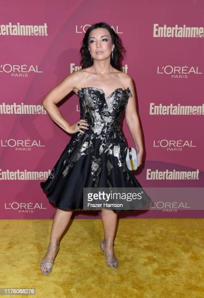 Ming-Na Wen attends the 2019 Entertainment Weekly Pre-Emmy Party at Sunset Tower on September 20, 2019 in Los Angeles, California.