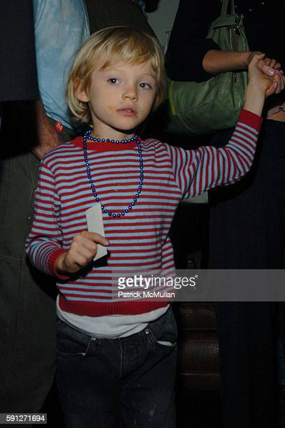 Mingus Lucien Reedus attends Preview of EDUN's Premier Autumn/Winter 2005 Collection Hosted by Ali Bono and Rogan at The National Arts Club on...