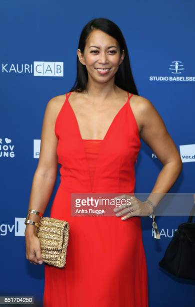 Minh Khai Phan Thi during the 6th German Actor Award Ceremony on September 22 2017 in Berlin Germany
