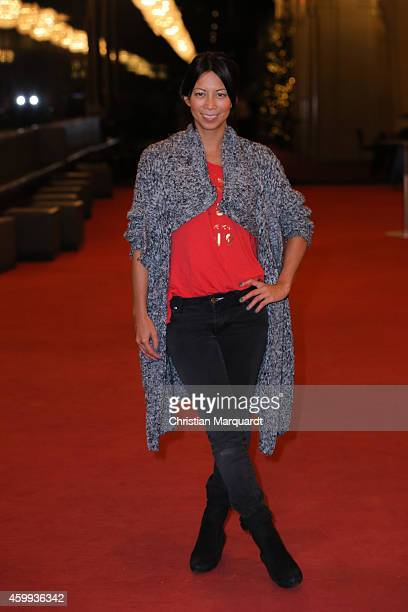 MinhKhai PhanThi attends the 'Mein Mali' Book Presentation at Komische Oper on December 4 2014 in Berlin Photo by Christian Marquardt/Getty Images