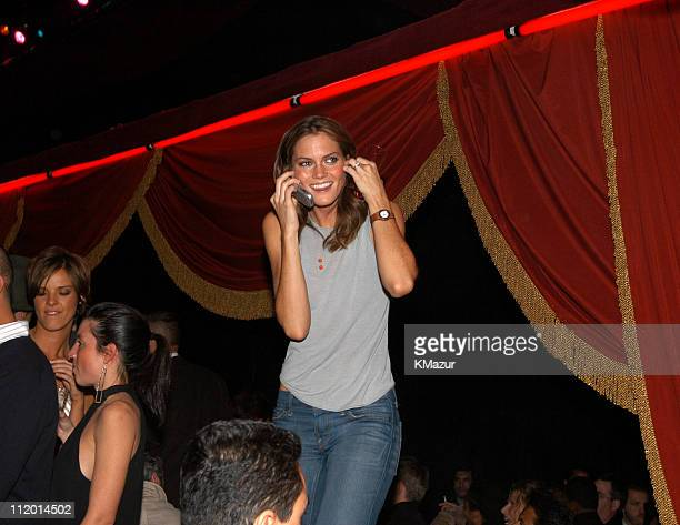 Mini Anden during 9th Annual Victoria's Secret Fashion Show After Party at The New York State Armory in New York City New York United States