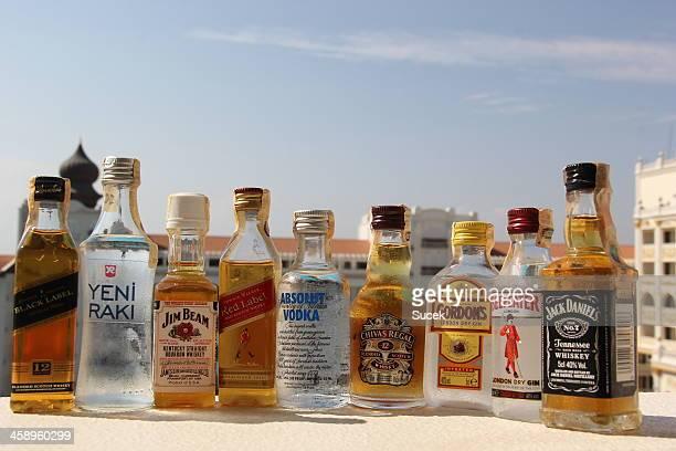 Mini Bar Drinks
