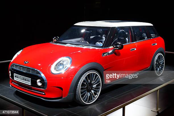 Mini Clubman concept crossover station wagon