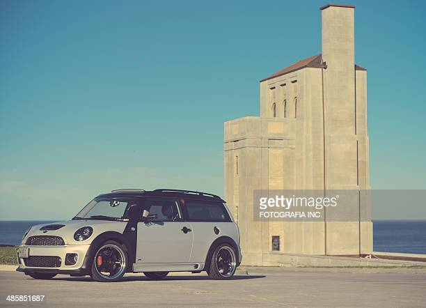 Mini Clubman in Summer Time