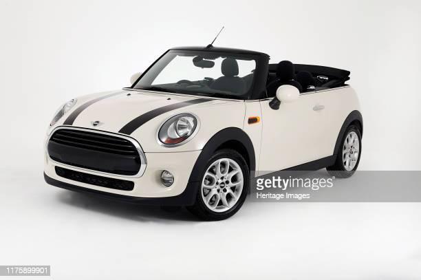 Mini Cooper Convertible.