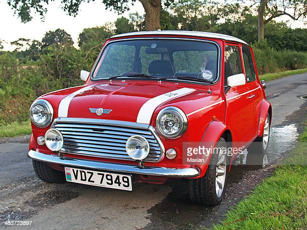 mini cooper - mini cooper stock pictures, royalty-free photos & images