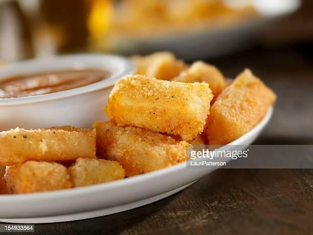 Mini Crispy Mozzarella Sticks