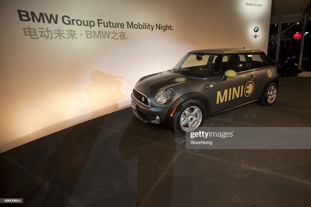 Fotos Und Bilder Von Bmw Holds Event Prior To Beijing Auto Show