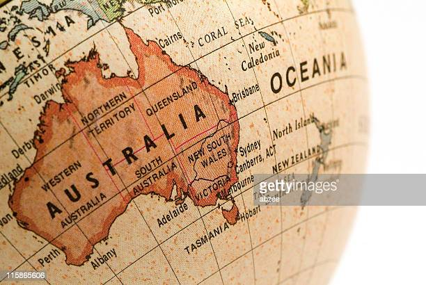 Mini Globe Australia, New South Wales