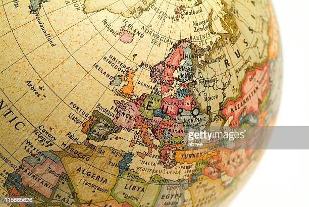 Mini-Globe Europa