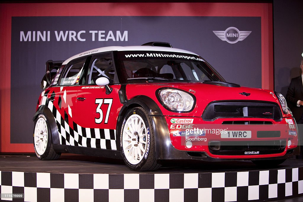 BMW Mini Presents Rally Car Photos and Images | Getty Images