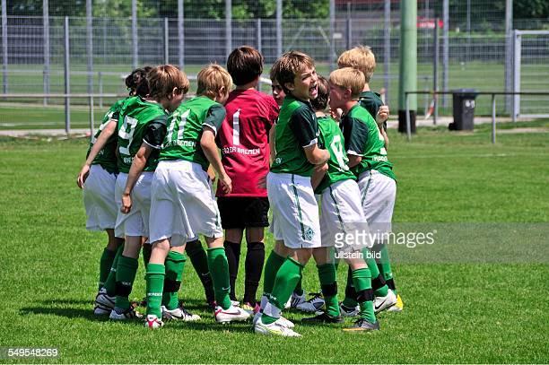 Mini Masters ein internationales Fußballturnier Borussia Dortmund Beschwörungskreis NeuUlm