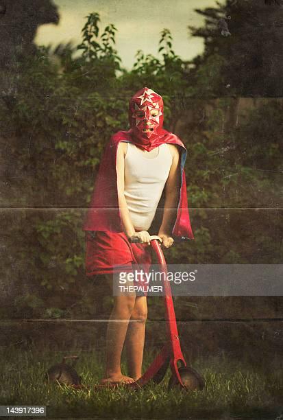 ミニメキシコ luchador - プロレス ストックフォトと画像
