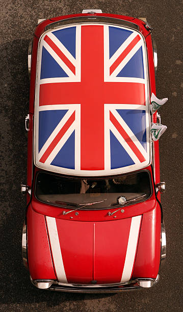 GBR: 26th August 1959 - 60 Years Since The Mini Was Launched