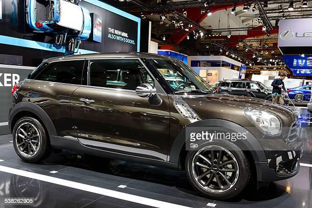 ミニ Paceman 小型クロスオーバー SUV