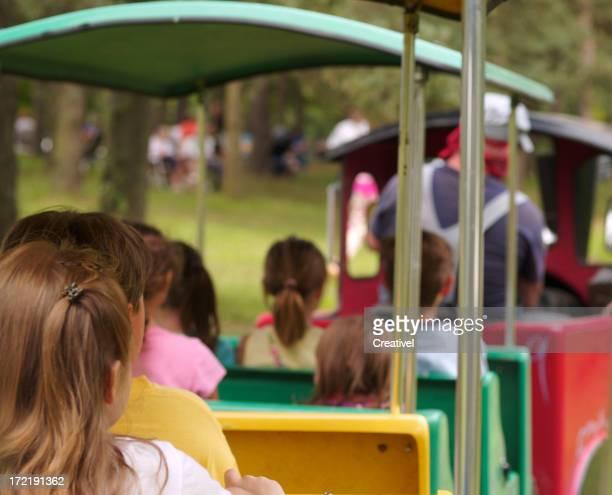 Un mini train