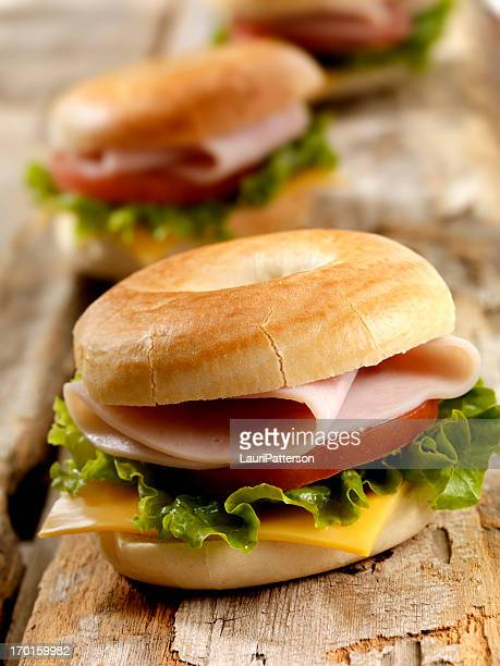 ミニトルコベーグルサンドイッチ