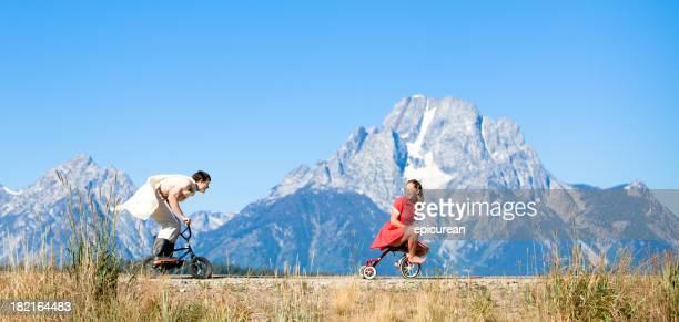 Miniature Bike Chase