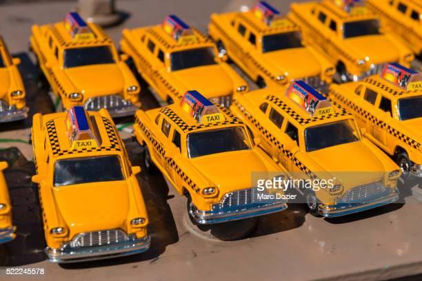 Miniature cabs souvenirs