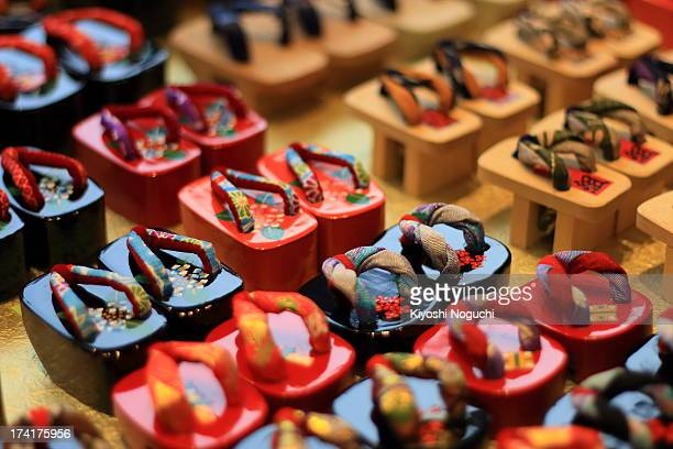 Miniature Japanese Traditional Shoes