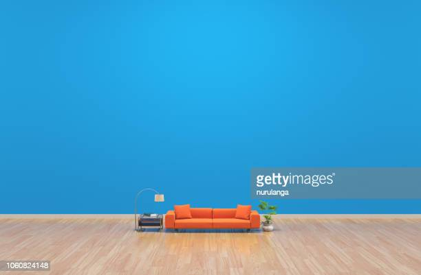 miniature living room concept - small apartment stock pictures, royalty-free photos & images
