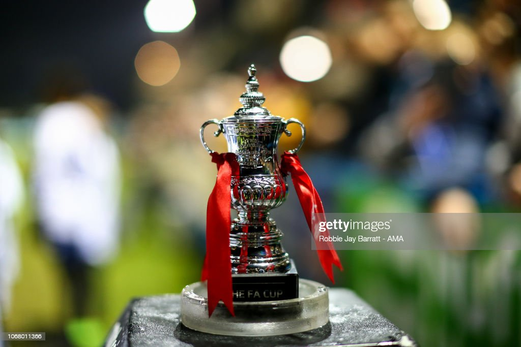 Guisley v Fleetwood Town: The Emirates FA Cup Second Round : News Photo