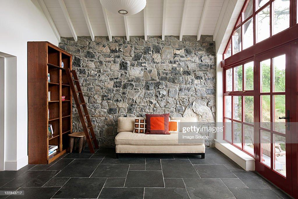 Minimal room : Foto de stock