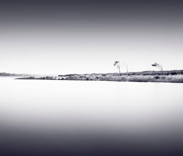 Minimal waterscape