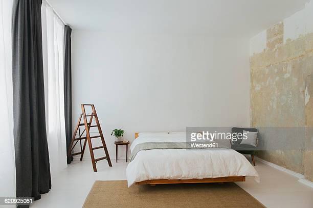 Minimalist Scandinavian design bedroom