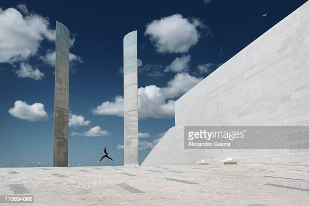 CONTENT] Minimalistic shot taken in one of the most recent Lisbon's architectural landmarks The Champalimaud Centre for the Unknown