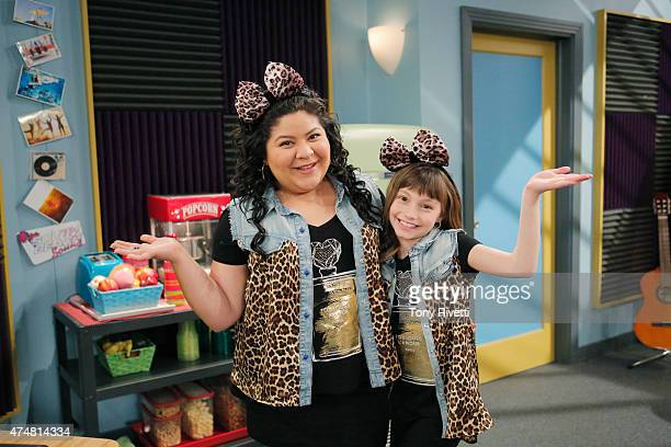 "Mini-Me's & Muffin Baskets"" - The gang prepares for the A&A Music Factory's first showcase and Austin wants to surprise Ally by teaching their..."