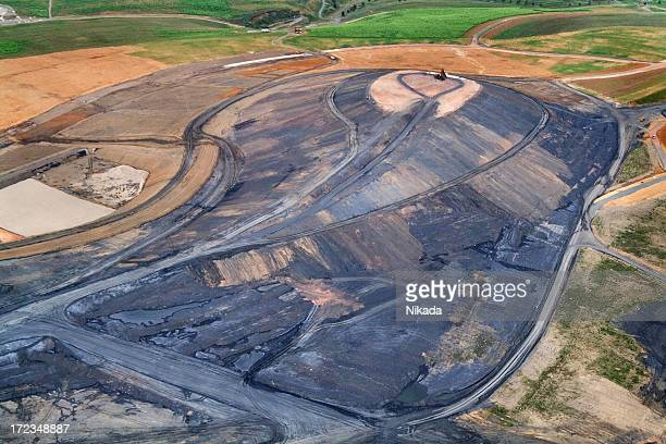 mining area - uranium stock pictures, royalty-free photos & images