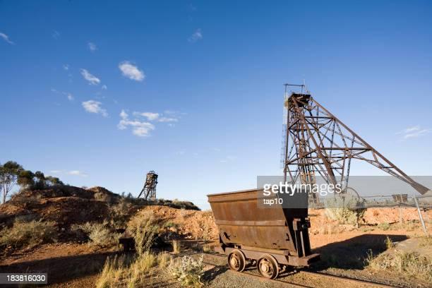 Mining Head Frame