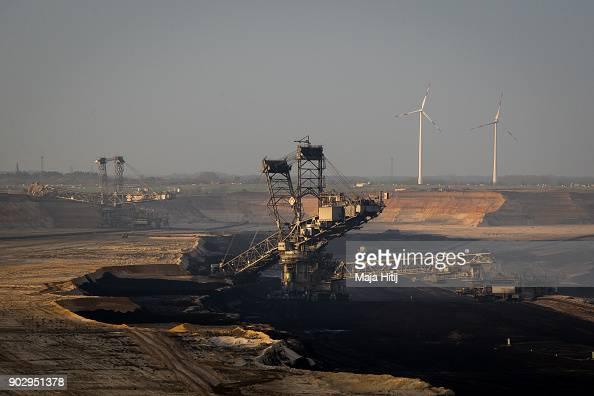 1 Maja Coal Mine