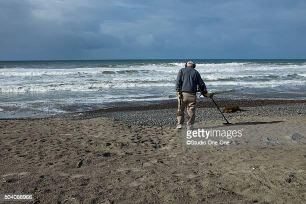 Mining the Beach