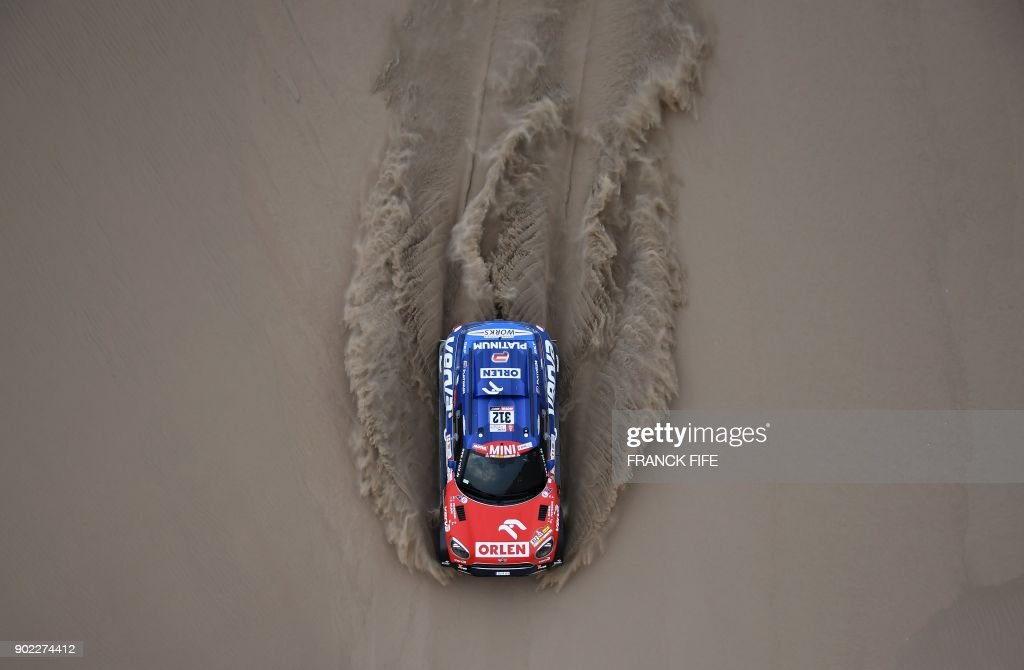 Best Of 2018 Dakar Rally