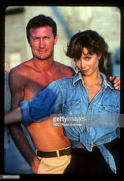 Miniseries - Airdate: March 27 through 30, 1983. BRYAN BROWN;RACHEL WARD