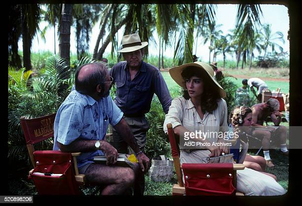 Miniseries BehindtheScenes Coverage Airdate March 27 through 30 1983 PRODUCER STAN MARGULIES WITH